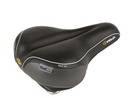 VELO Tour Air Lastomer II saddle
