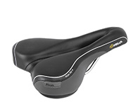 VELO Flex DC touring saddle