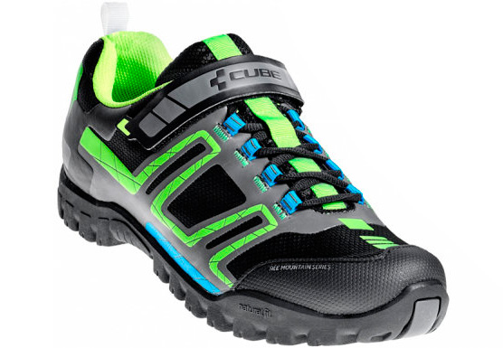 Cube Schuhe All Mountain black