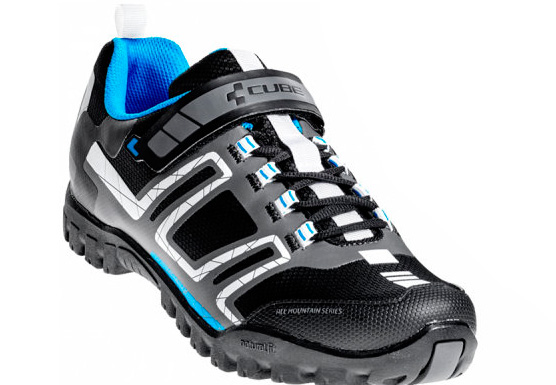 Cube Schuhe All Mountain black-blue