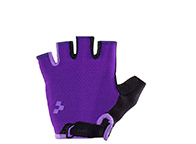 CUBE Gloves WS short finger X NF purple