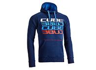CUBE Hoody CUBE Mirrored Letters