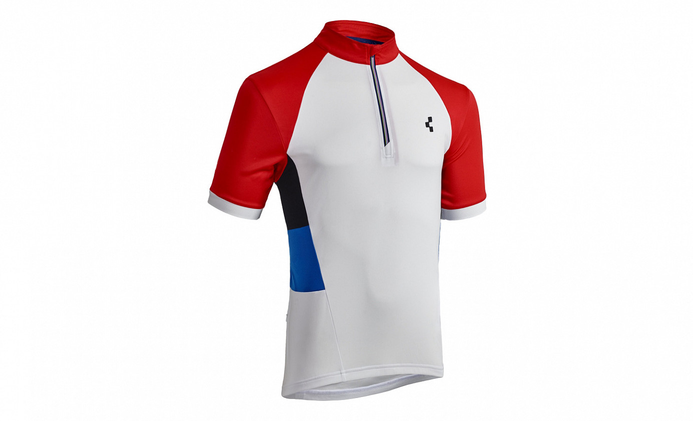 CUBE TOUR jersey CHALLENGE short sleeve