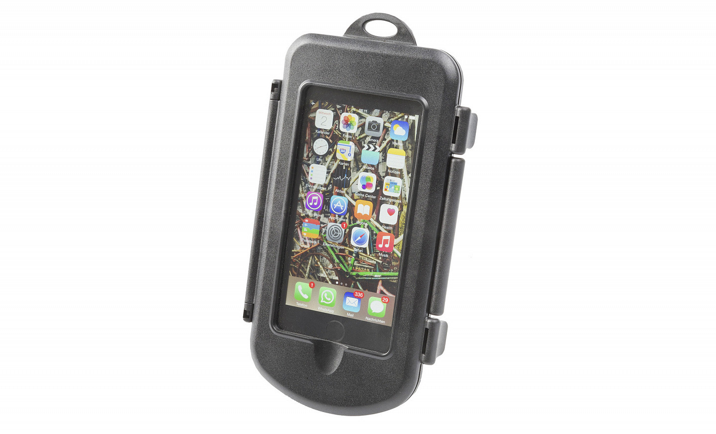 M-WAVE Bike Mount HC L hard case for mobile devices
