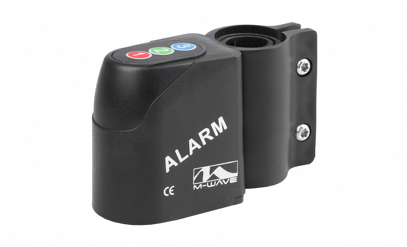 M-WAVE Watch dog alarm system