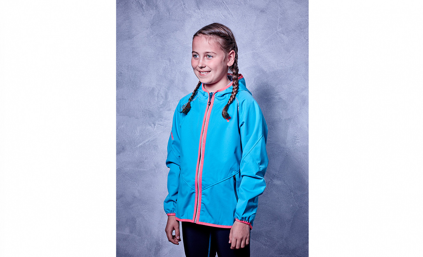 CUBE JUNIOR Softshell Jacket