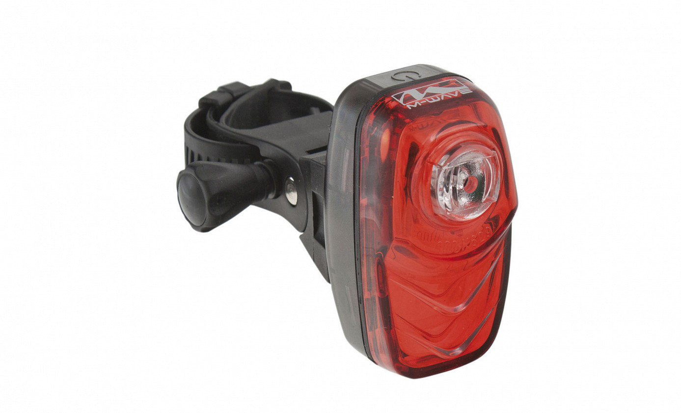 SMART Superflash battery rear light